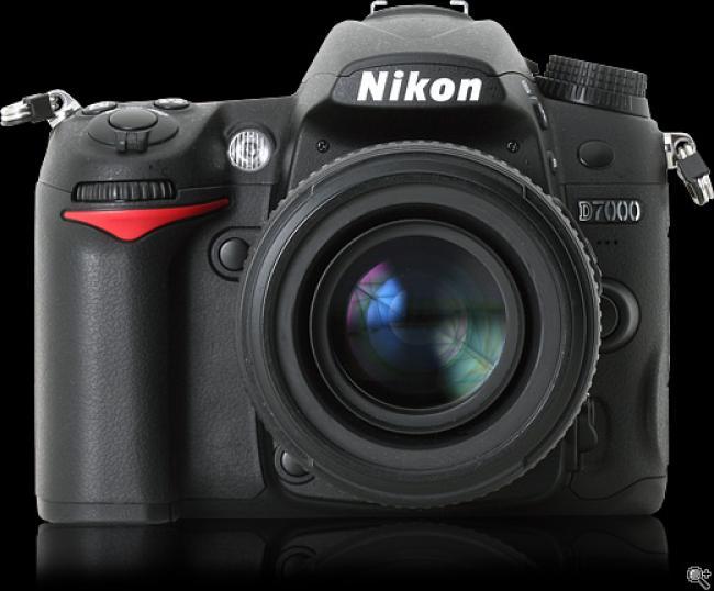 Kamera Nikon D7000