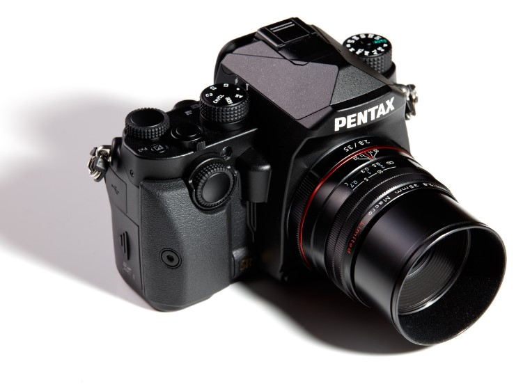 Pentax Kp Kamera Dslr Bergaya Retro