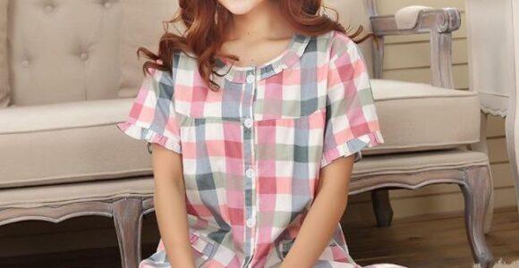 Piyama Remaja Perempuan Dengan Berbagai Model