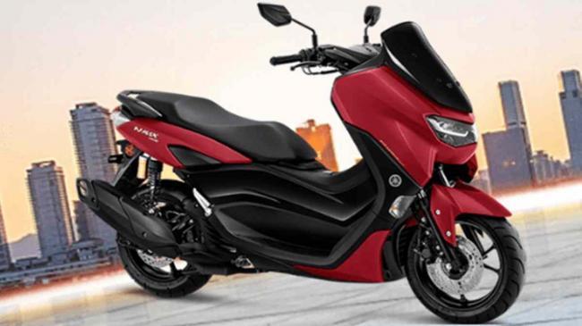 Yamaha Nmax Abs Terbaru
